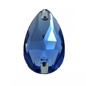 Mid-Blue Drop World Stone
