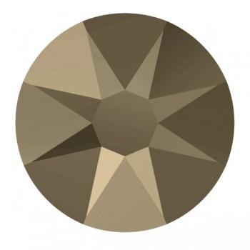 Crystal Metallic Light Gold 2078 HF Swarovski Xirius