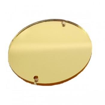Espelho Gold A1 World Stone