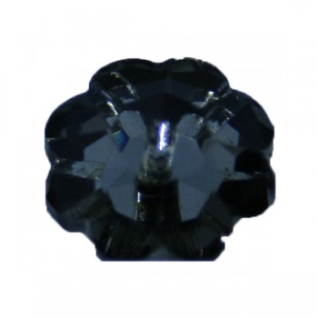 Black Diamond Flower World Stone