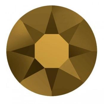 Crystal Dorado 2078 HF Swarovski Xirius