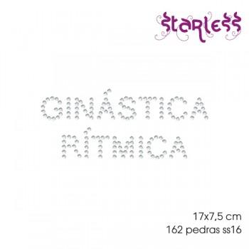 Transfer Ginástica Rítmica Arial 17x7,5 World Stone