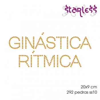 Transfer Ginástica Rítmica 20x9 DMC