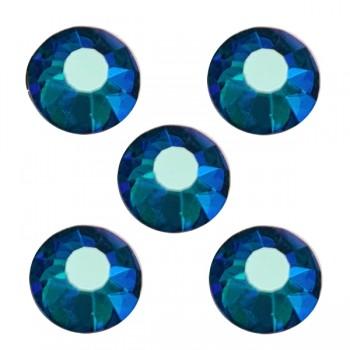 Blue Zircon AB HF World Stone