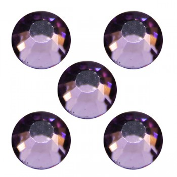 Light Amethyst HF World Stone