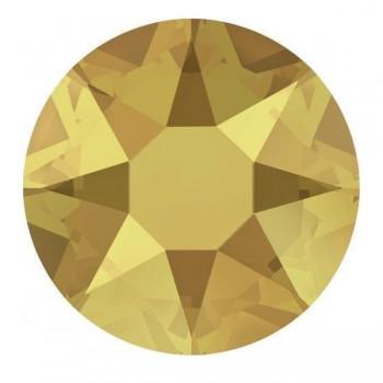 Crystal Metallic Sunshine 2078 HF Swarovski Xirius
