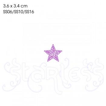 Transfer Star 2018 3.6x3.4 World Stone
